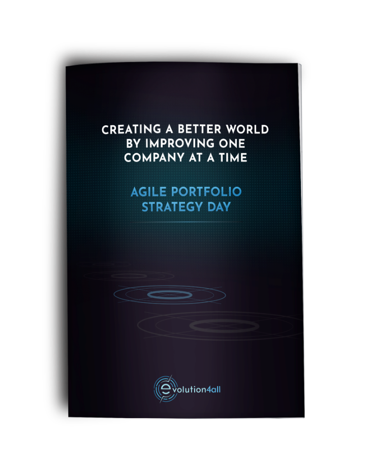 AGILE PORTFOLIO MANAGEMENT STRATEGY SESSION