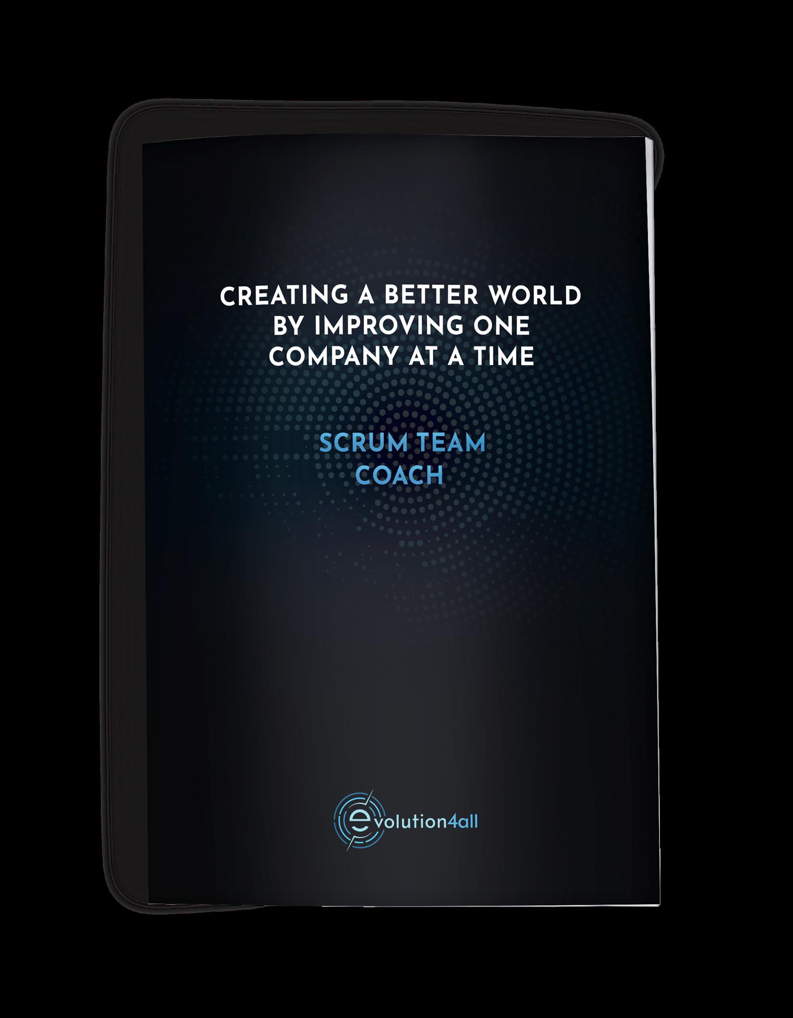 Scrum Team Coach Product